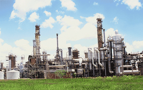 Chemical plant of Cepsa en Camaçari, Brazil